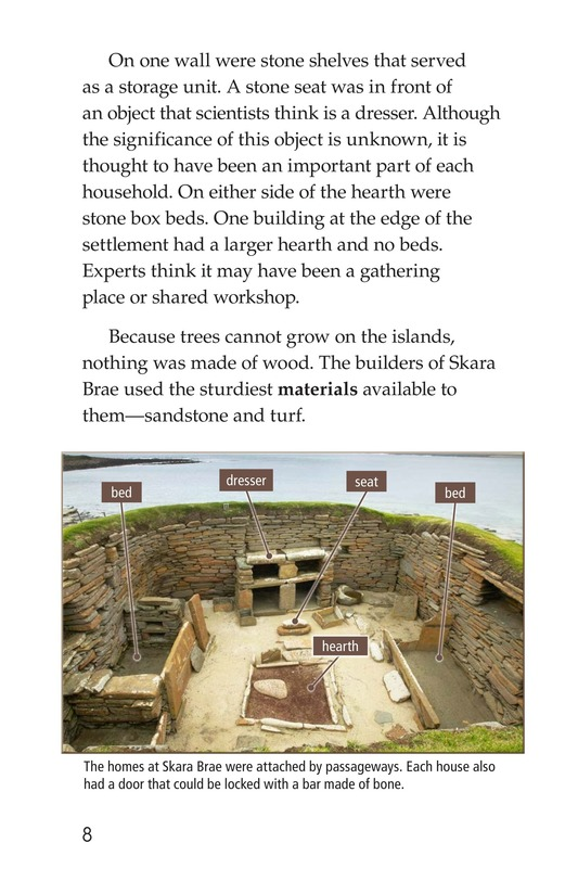 Book Preview For The Secrets of Skara Brae Page 8