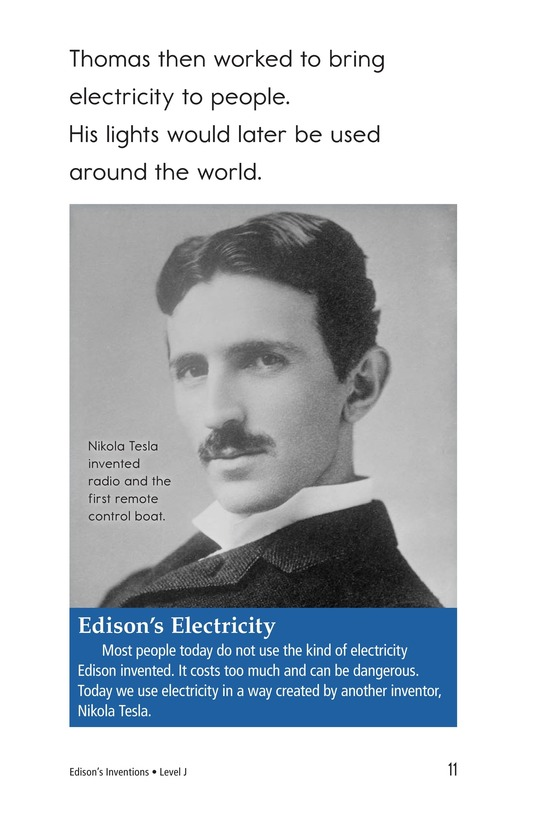 Book Preview For Edison's Inventions Page 11