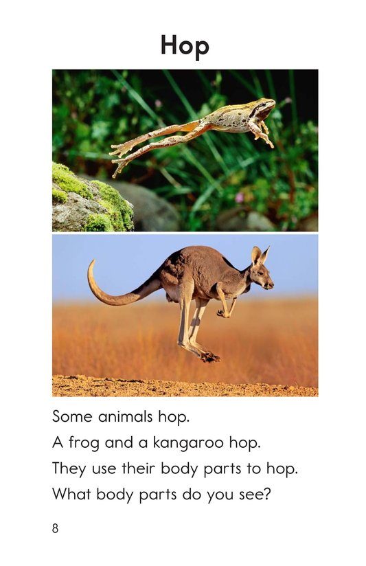 Book Preview For How Animals Move Page 8