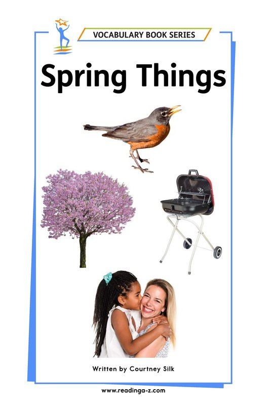 Book Preview For Spring Things Page 1