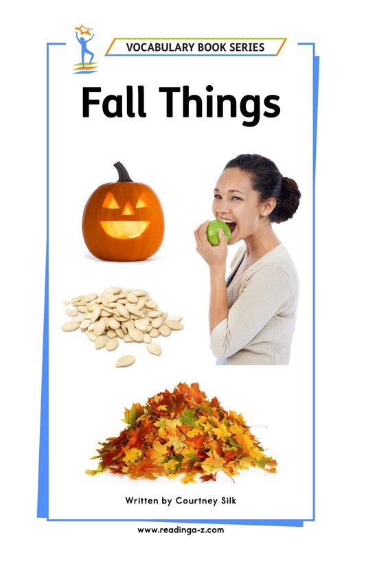 Book Preview For Fall Things Page 1