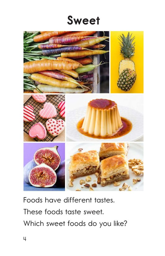 Book Preview For Tastes Page 4