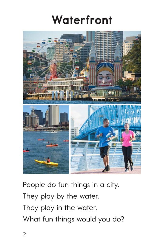 Book Preview For Fun in the City Page 2