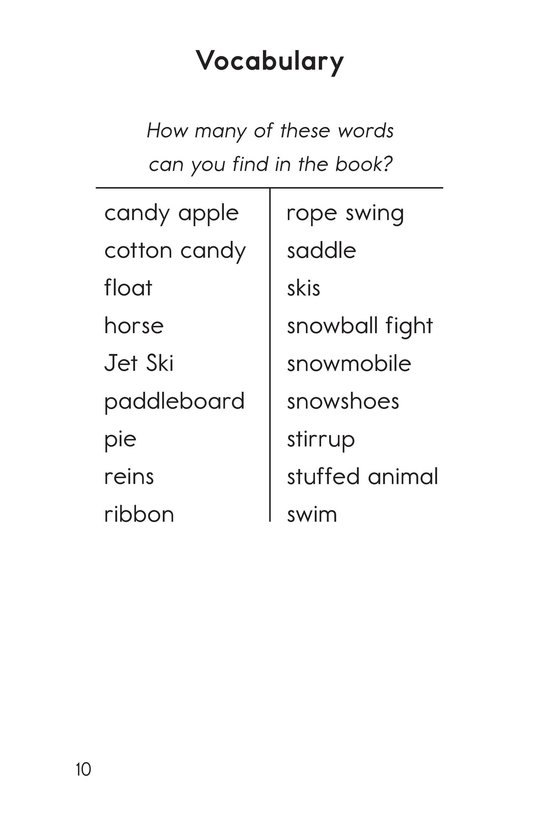 Book Preview For Fun in the Country Page 10