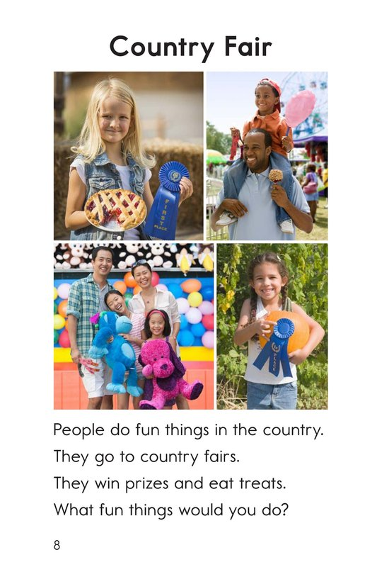 Book Preview For Fun in the Country Page 8
