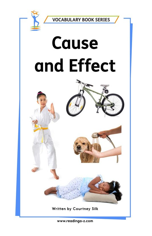 Book Preview For Cause and Effect Page 1