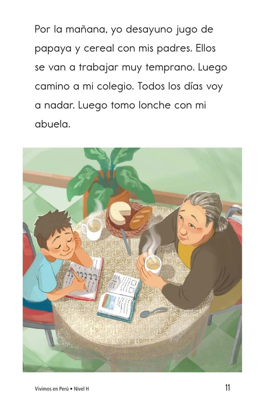 Book Preview For Vivimos en Perú Page 11