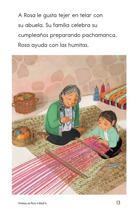 Book Preview For Vivimos en Perú Page 13
