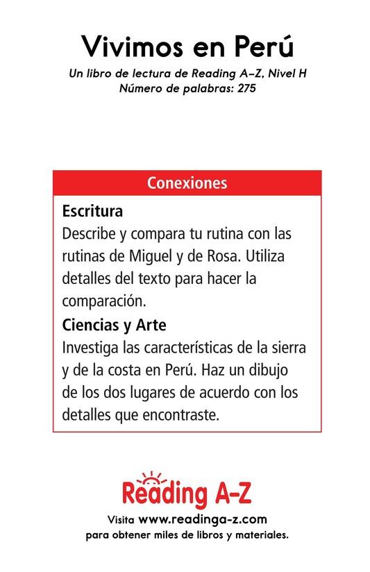 Book Preview For Vivimos en Perú Page 17