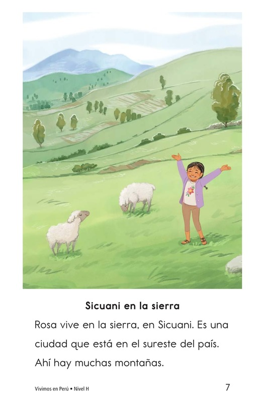 Book Preview For Vivimos en Perú Page 7
