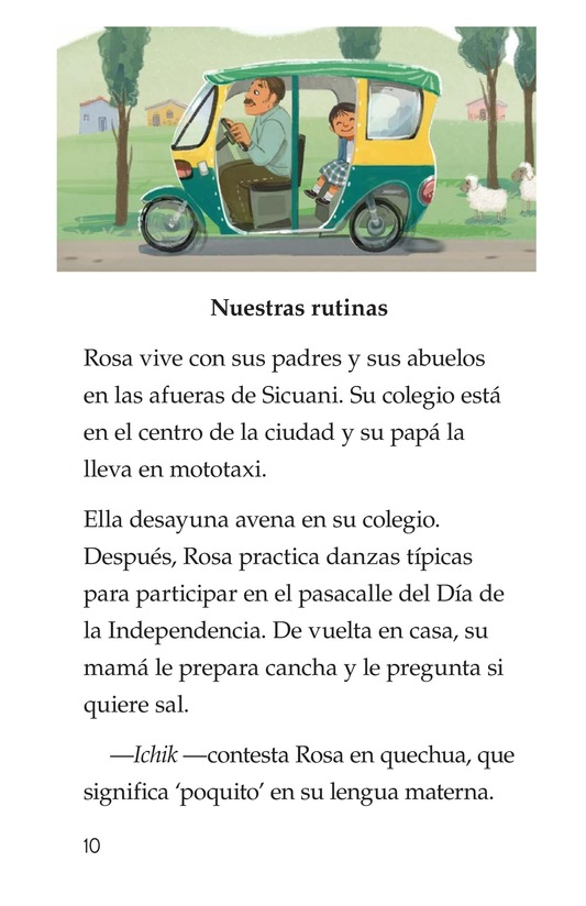 Book Preview For Vivimos en Perú Page 10