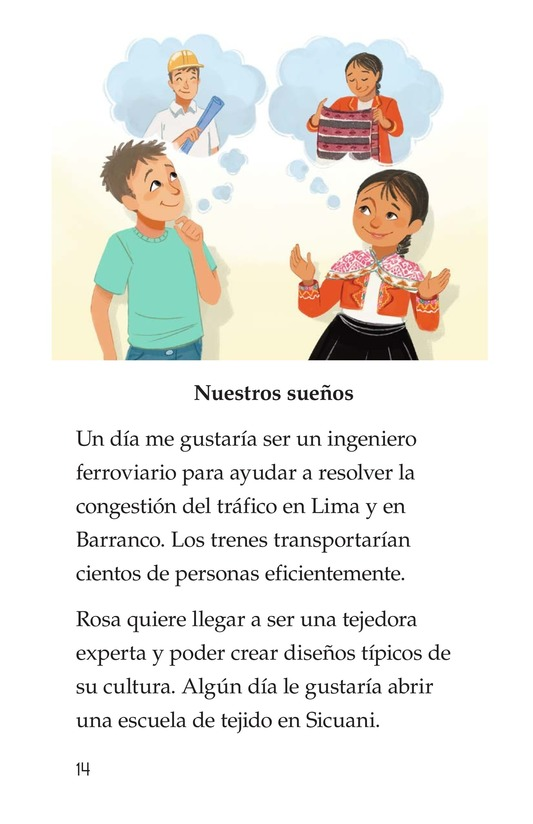 Book Preview For Vivimos en Perú Page 14