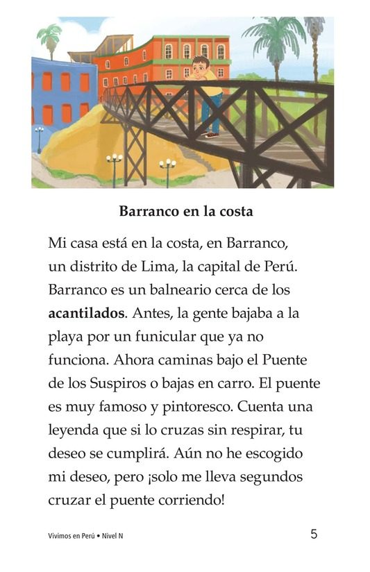 Book Preview For Vivimos en Perú Page 5