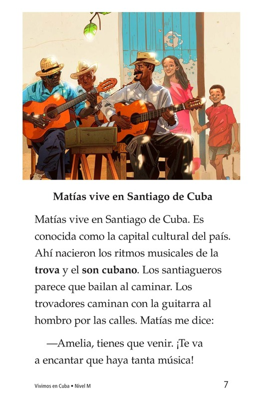 Book Preview For Vivimos en Cuba Page 7