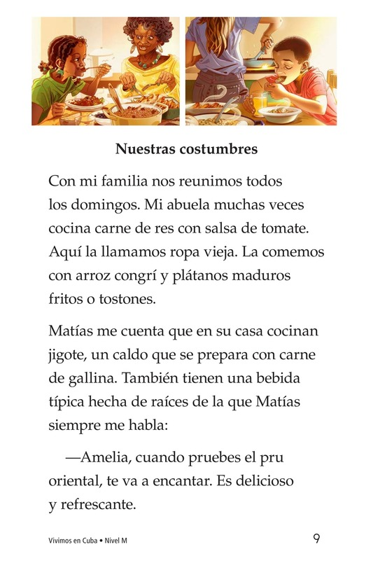 Book Preview For Vivimos en Cuba Page 9
