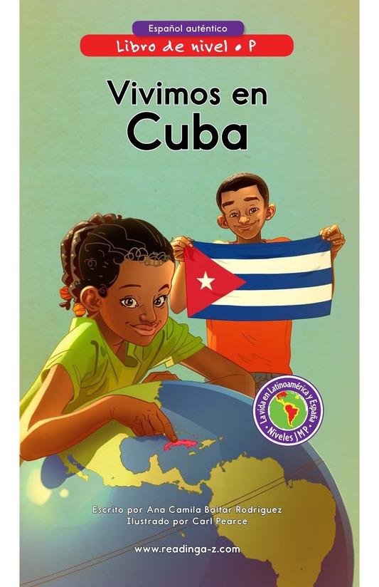 Book Preview For Vivimos en Cuba Page 0