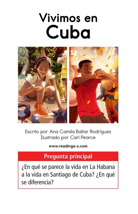 Book Preview For Vivimos en Cuba Page 1