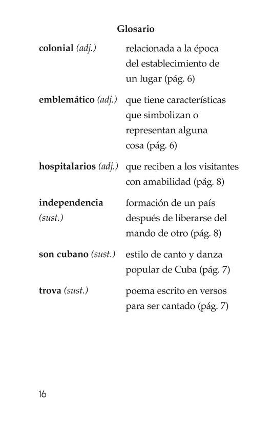 Book Preview For Vivimos en Cuba Page 16