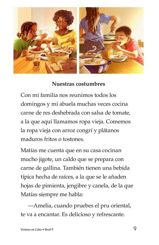 Book Preview For Vivimos en Cuba Page 9