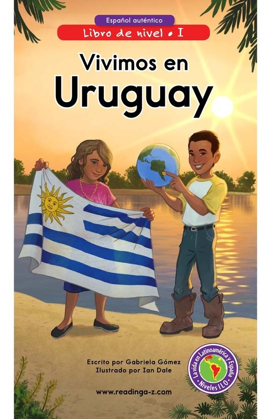 Book Preview For Vivimos en Uruguay Page 0
