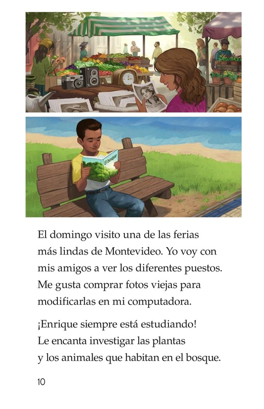 Book Preview For Vivimos en Uruguay Page 10