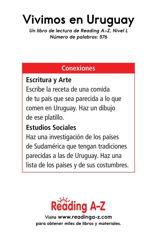 Book Preview For Vivimos en Uruguay Page 17