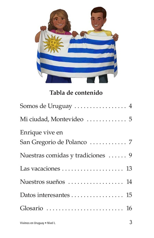 Book Preview For Vivimos en Uruguay Page 3