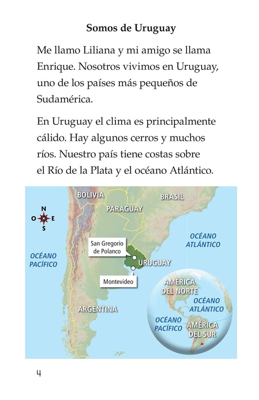Book Preview For Vivimos en Uruguay Page 4