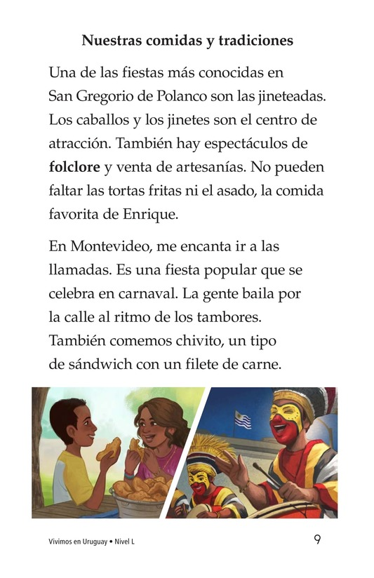 Book Preview For Vivimos en Uruguay Page 9