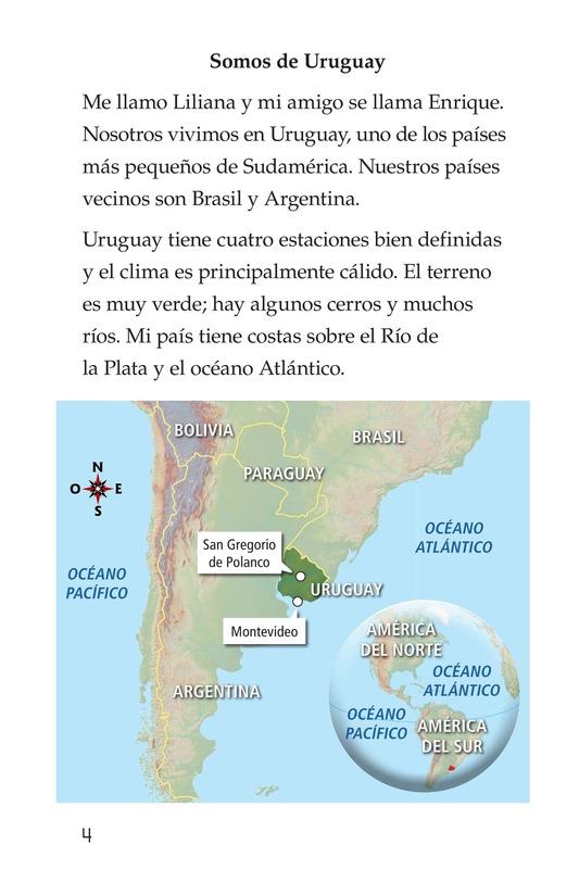 Book Preview For Vivimos en Uruguay Page 4