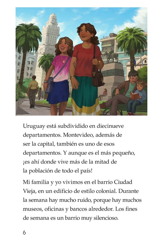 Book Preview For Vivimos en Uruguay Page 6