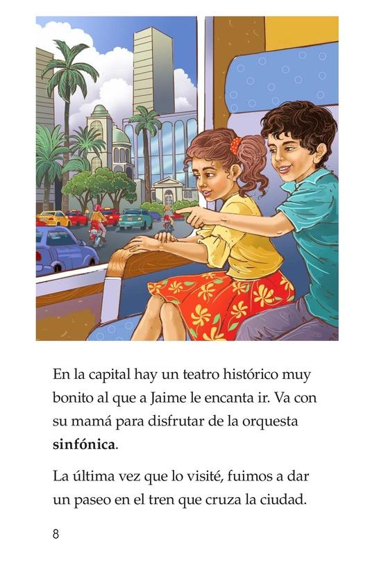 Book Preview For Vivimos en Costa Rica Page 8