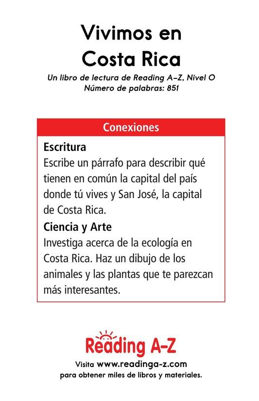 Book Preview For Vivimos en Costa Rica Page 17