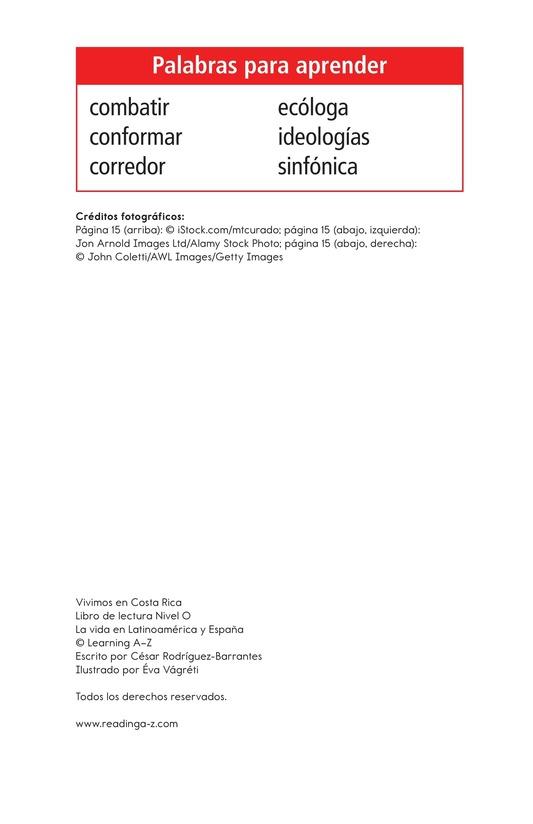 Book Preview For Vivimos en Costa Rica Page 2