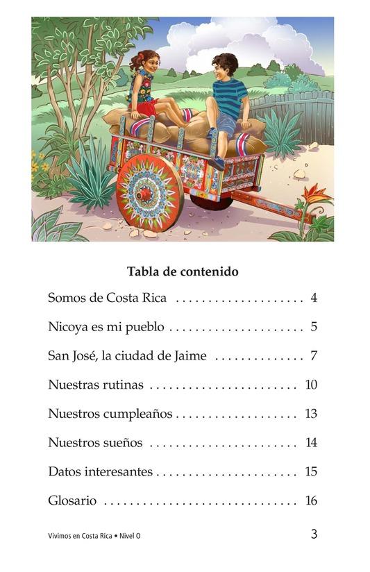 Book Preview For Vivimos en Costa Rica Page 3