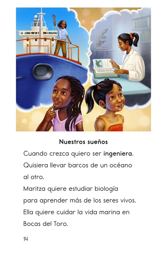 Book Preview For Vivimos en Panamá Page 14
