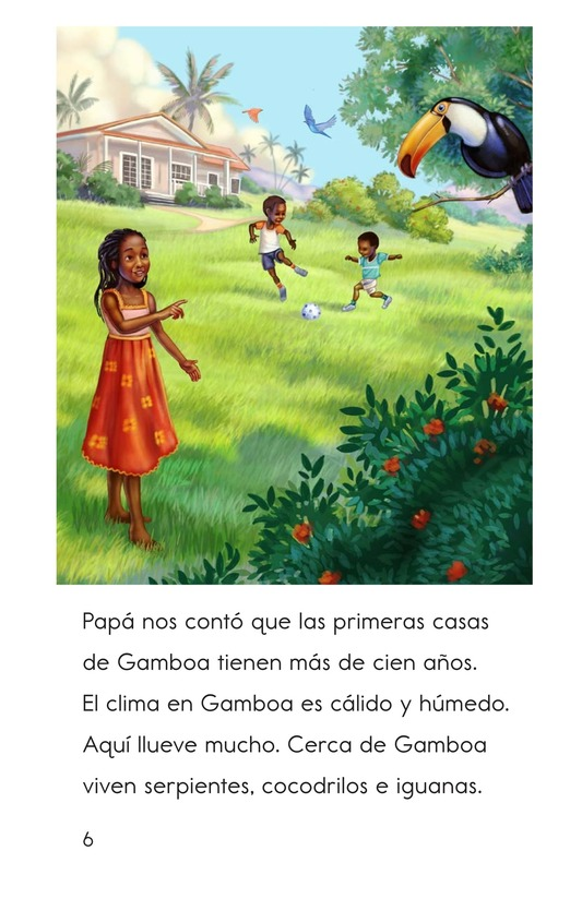 Book Preview For Vivimos en Panamá Page 6