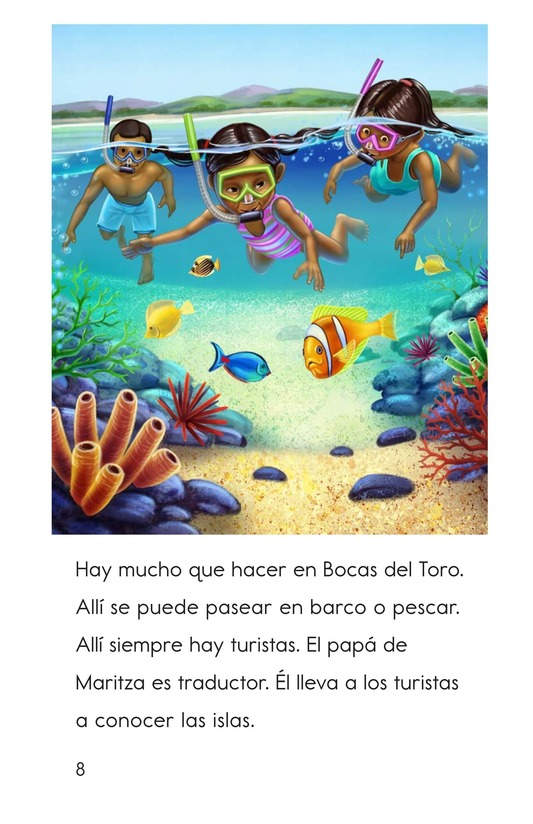 Book Preview For Vivimos en Panamá Page 8