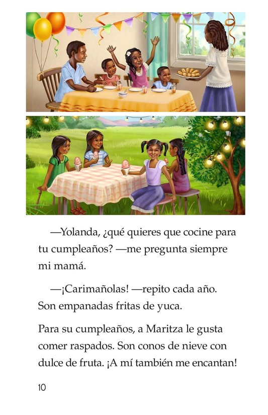 Book Preview For Vivimos en Panamá Page 10