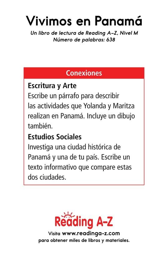Book Preview For Vivimos en Panamá Page 17