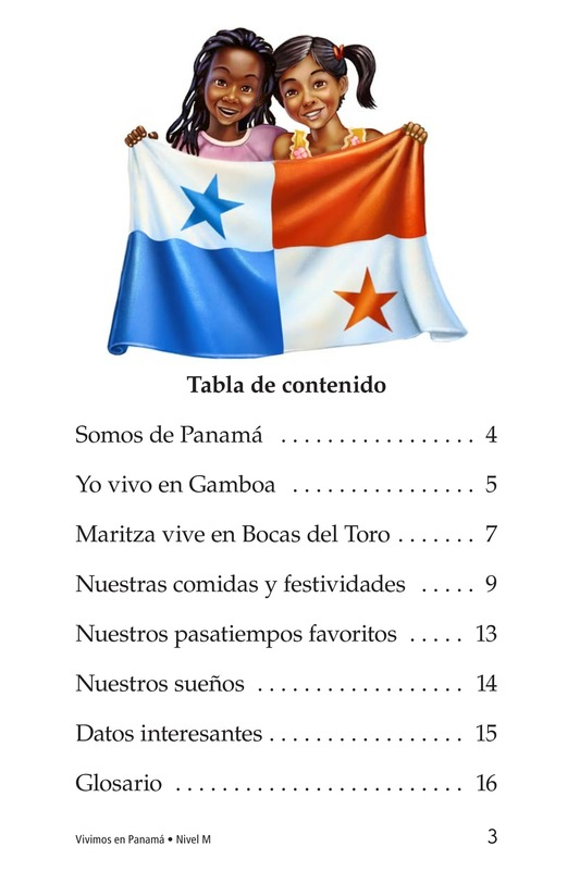 Book Preview For Vivimos en Panamá Page 3