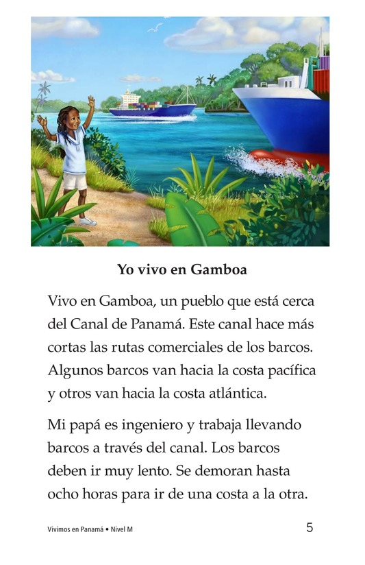 Book Preview For Vivimos en Panamá Page 5