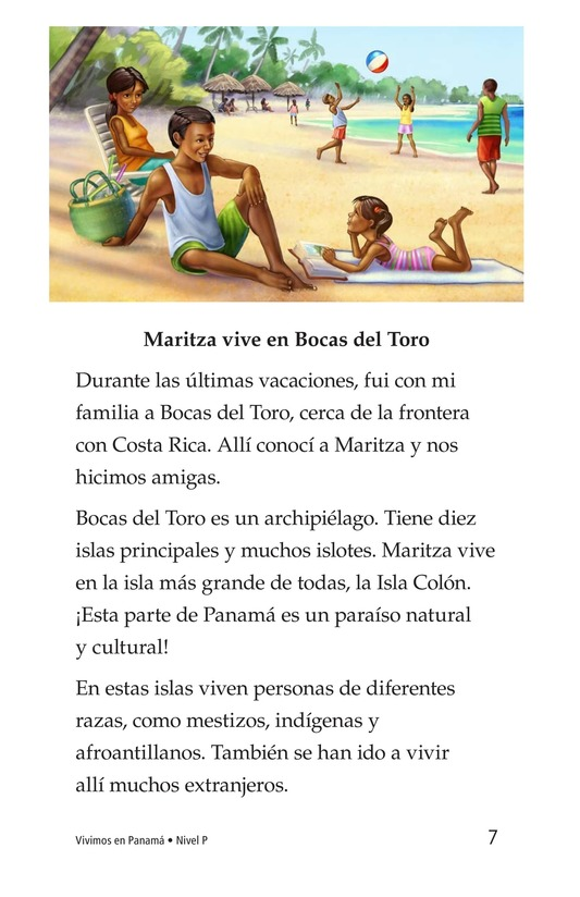Book Preview For Vivimos en Panamá Page 7