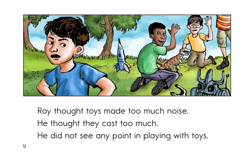 Book Preview For Toys for Boys Page 4