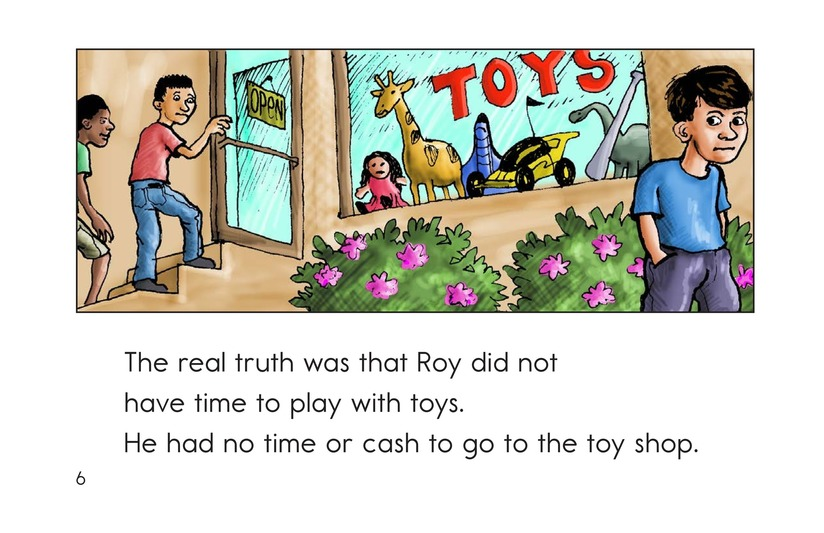 Book Preview For Toys for Boys Page 6