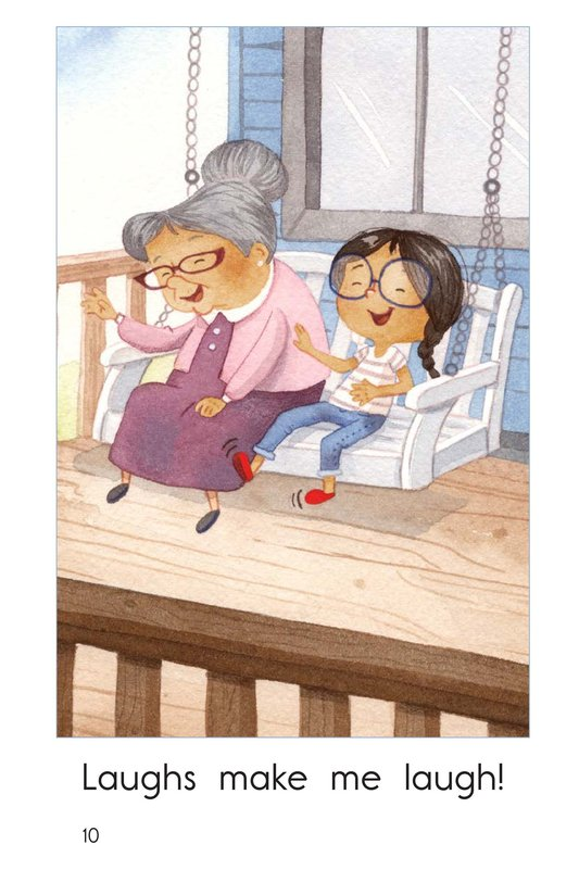 Book Preview For Make Me Laugh Page 10