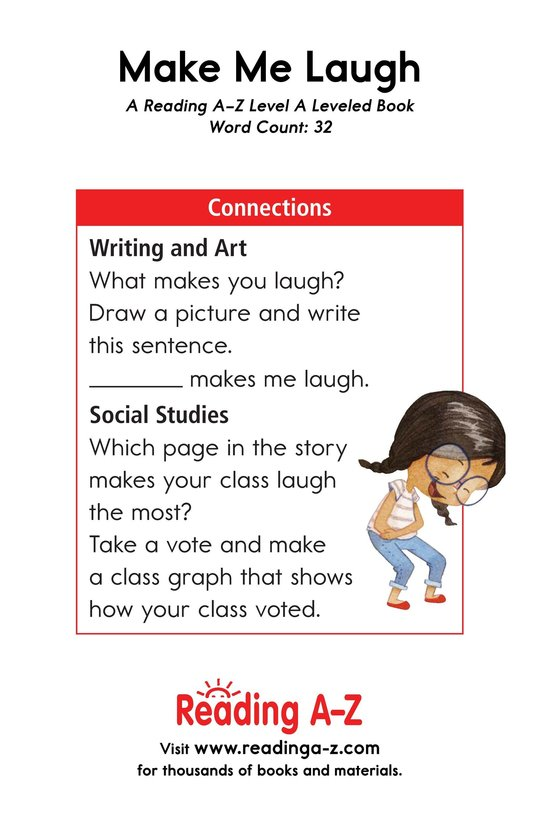 Book Preview For Make Me Laugh Page 11