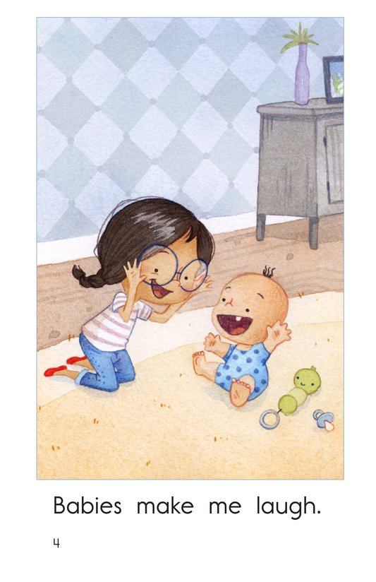 Book Preview For Make Me Laugh Page 4