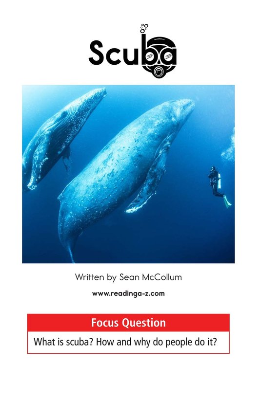Book Preview For Scuba Page 1
