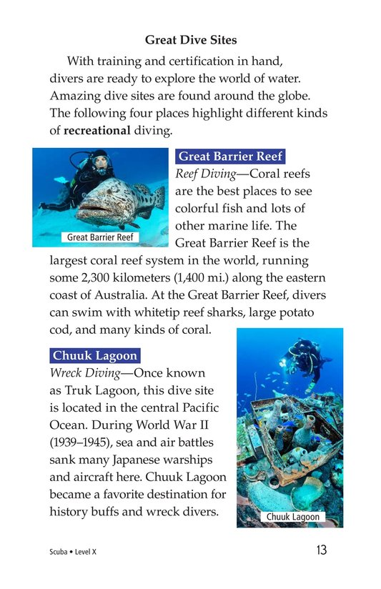 Book Preview For Scuba Page 13